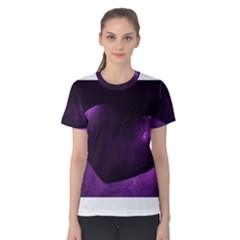Purple Heart Collection Women s Cotton Tees