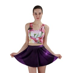 Purple Heart Collection Mini Skirts
