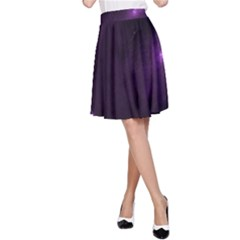 Purple Heart Collection A Line Skirts