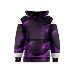 Purple Heart Collection Kid s Pullover Hoodies