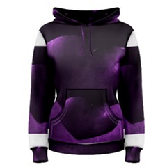 Purple Heart Collection Women s Pullover Hoodies