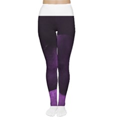 Purple Heart Collection Women s Tights