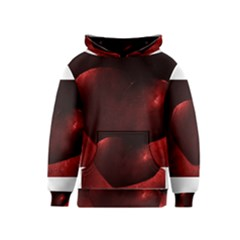Red Heart Kid s Pullover Hoodies