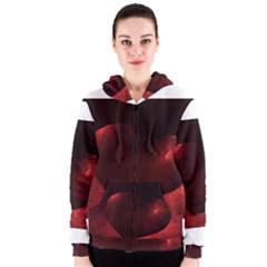 Red Heart Women s Zipper Hoodies