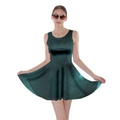 Teal Heart Skater Dresses