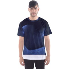 Blue Heart Collection Men s Sport Mesh Tees