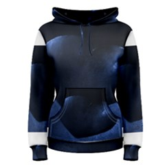 Blue Heart Collection Women s Pullover Hoodies