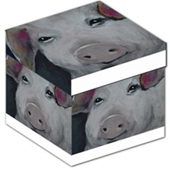 Piggy No. 1 Storage Stool 12