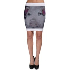 Piggy No  1 Bodycon Skirts