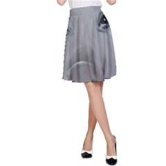 Piggy No. 1 A-Line Skirts