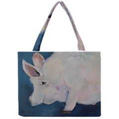 Piggy No. 2 Tiny Tote Bags