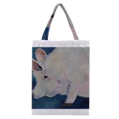 Piggy No. 2 Classic Tote Bags