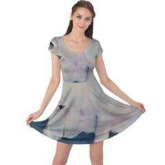 Piggy No. 2 Cap Sleeve Dresses