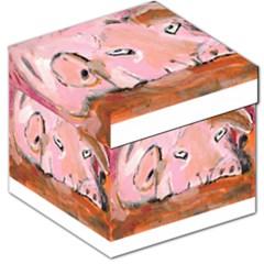 Piggy No.3 Storage Stool 12