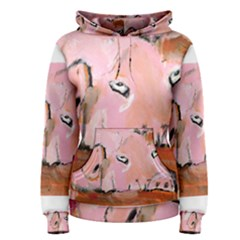Piggy No 3 Women s Pullover Hoodies
