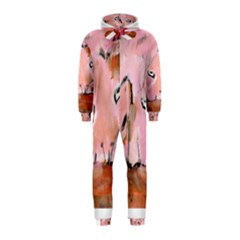 Piggy No.3 Hooded Jumpsuit (Kids)