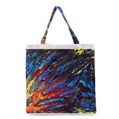 The Looking Glas Grocery Tote Bags