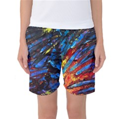 The Looking Glas Women s Basketball Shorts