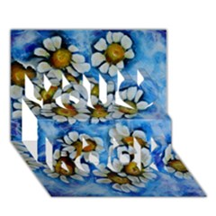 Floating On Air You Rock 3d Greeting Card (7x5)