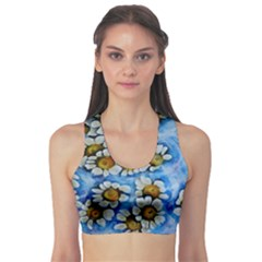 Floating on Air Sports Bra