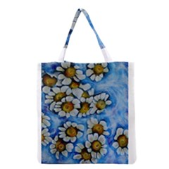 Floating on Air Grocery Tote Bags