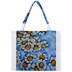 Floating on Air Tiny Tote Bags