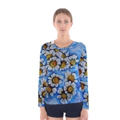 Floating on Air Women s Long Sleeve T-shirts