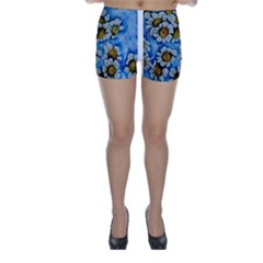 Floating on Air Skinny Shorts