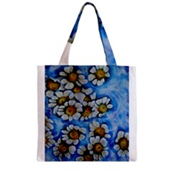 Floating On Air Zipper Grocery Tote Bags