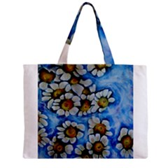 Floating on Air Zipper Tiny Tote Bags