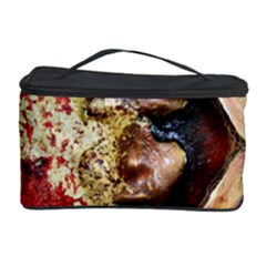 Red Mask Cosmetic Storage Cases