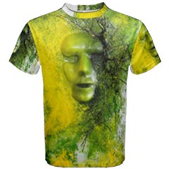 Green Mask Men s Cotton Tees
