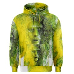 Green Mask Men s Pullover Hoodies