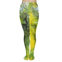 Green Mask Women s Tights