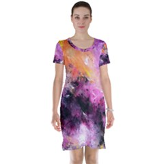 Nebula Short Sleeve Nightdresses