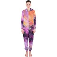 Nebula Hooded Jumpsuit (Ladies)