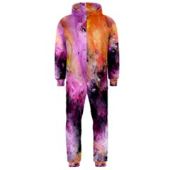 Nebula Hooded Jumpsuit (men)