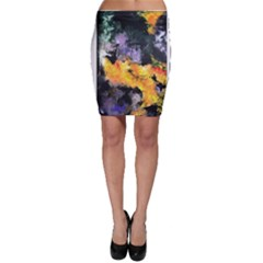 Space Odessy Bodycon Skirts