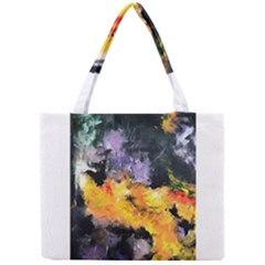 Space Odessy Tiny Tote Bags
