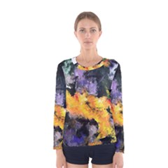 Space Odessy Women s Long Sleeve T-shirts