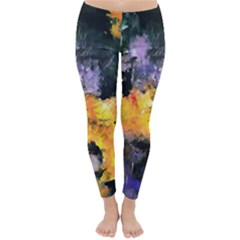 Space Odessy Winter Leggings