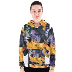 Space Odessy Women s Zipper Hoodies