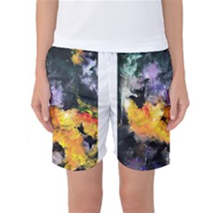Space Odessy Women s Basketball Shorts