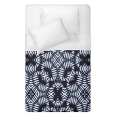 Futuristic Geometric Print  Duvet Cover Single Side (Single Size)