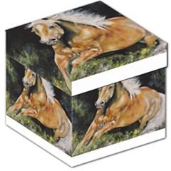 Mustang Storage Stool 12