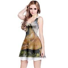 Mustang Reversible Sleeveless Dresses