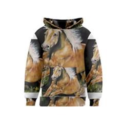Mustang Kid s Pullover Hoodies