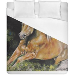 Mustang Duvet Cover Single Side (double Size)