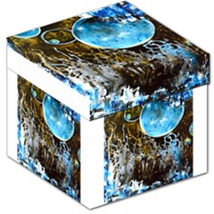 Space Horses Storage Stool 12