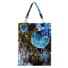 Space Horses Classic Tote Bags